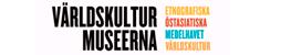 Logotyp för och länk till Världskulturmuseerna